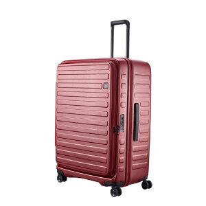 LOJEL スーツケース CUBO(キューボ)−N LLサイズ バーガンディ CUBO-N-LLBG