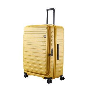 LOJEL スーツケース CUBO(キューボ)−N LLサイズ マスタード CUBO-N-LLMS