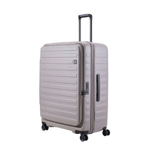 LOJEL スーツケース CUBO(キューボ)−N LLサイズ グレー CUBONLLGY