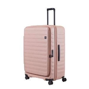 LOJEL スーツケース CUBO(キューボ)−N LLサイズ ローズ CUBO-N-LLRO