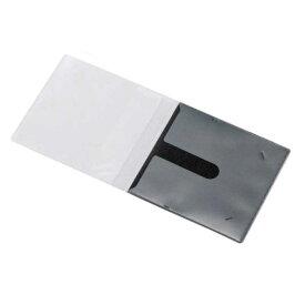 エレコム ELECOM CD/DVD用スリム収納ソフトケース CCD‐DPC30BK (ブラック)