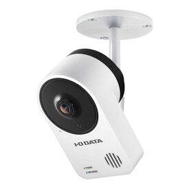 IOデータ 屋外用Wi−Fi対応ネットワークカメラ「Qwatch(クウォッチ)」 TS-NA220W