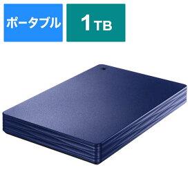 IOデータ 外付けHDD ミレニアム群青 [ポータブル型 /1TB] HDPH-UT1NVR