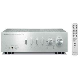 ヤマハ YAMAHA 「ハイレゾ音源対応」プリメインアンプ DAC付 AS801 (シルバー)