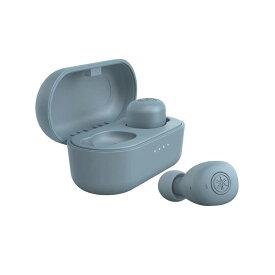 ヤマハ YAMAHA フルワイヤレスイヤホン スモーキーブルー [リモコン・マイク対応/ワイヤレス(左右分離)/Bluetooth] TW-E3BA
