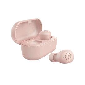 ヤマハ YAMAHA フルワイヤレスイヤホン スモーキーピンク [リモコン・マイク対応/ワイヤレス(左右分離)/Bluetooth] TW-E3BP