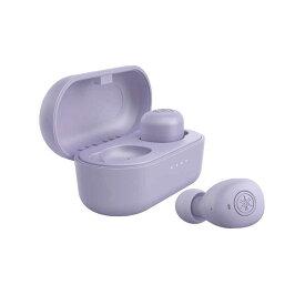 ヤマハ YAMAHA フルワイヤレスイヤホン バイオレット/ラベンダー [リモコン・マイク対応/ワイヤレス(左右分離)/Bluetooth] TW-E3BV