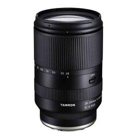 タムロン カメラレンズ 28−200mm F/2.8−5.6 Di III RXD(Model A071) [ソニーE/ズームレンズ] 28_200F2.8_5.6_Di3