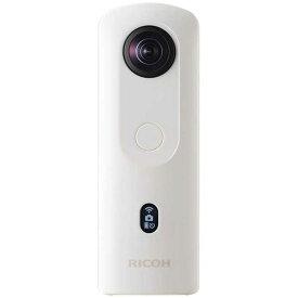 リコー RICOH THETA SC2 360°カメラ THETA SC2(シータ) ホワイト [4K対応] THETA SC2 WH
