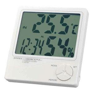 エンペックス エンペックス デジタル温湿度計「デカデジ」 TD-8240