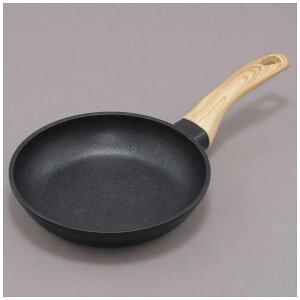 アイリスオーヤマ IRIS OHYAMA スキレットコートパン IH用 SKL-20IH ブラック