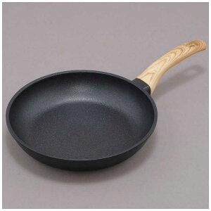 アイリスオーヤマ IRIS OHYAMA スキレットコートパン IH用 SKL-26IH ブラック