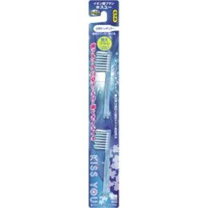 アイオニック キスユーイオン歯ブラシ 山切りレギュラー 替えブラシ かため 2本入 キスユ- イ-カット カエカタメ