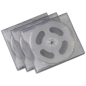 サンワサプライ 18枚収納 DVD・CDケース(ブラック) FCD-61BKN