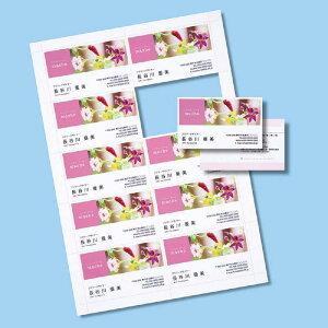 サンワサプライ 〔インクジェット〕 インクジェット名刺カード 1000枚 JP‐MC13K‐1