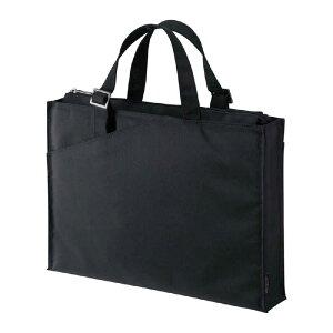 サンワサプライ カジュアルPCバッグ BAG‐CA4BK (ブラック)