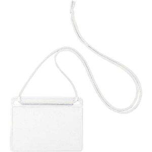 オープン工業 簡易吊り下げ名札 名刺サイズ 10枚 白 NL11WH