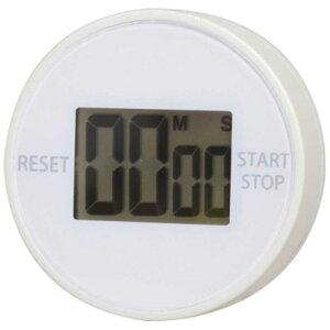 オーム電機 ダイヤル式デジタルタイマー COK‐T120‐W (ホワイト)