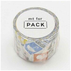 カモ井加工紙 「マスキングテープ」mt for PACK ケアマーク MTPACK05
