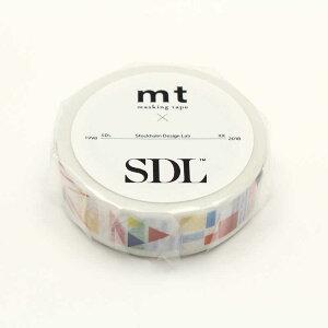 カモ井加工紙 「マスキングテープ」Stockholm Design Lab Making Worlds MTSDL01