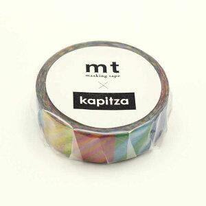 カモ井加工紙 「マスキングテープ」カピッツァ Muitistripe MTKAPI04