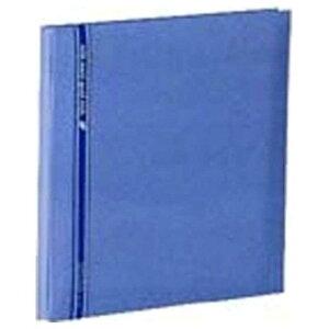 セキセイ ミニフリーアルバム(ビス式/ブルー) XP‐2001