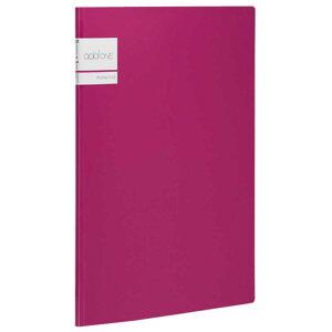 セキセイ アドワン ポケットファイル A4 5ポケット AD-2645 ピンク