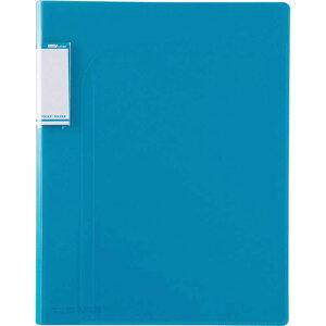 セキセイ アクティフV 2ポケットフォルダーB5 ACT-5802-10 ブルー(BU)
