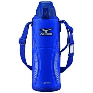 象印マホービン ZOJIRUSHI ステンレスボトル「TUFF」[1.5L/直飲み](保冷専用) SD-FX15-AA ブルー