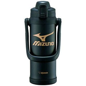 象印マホービン ZOJIRUSHI ステンレスボトル「TUFF」[2.06L/直飲み](保冷専用) SD-BX20-BA ブラック
