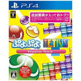 セガゲームス PS4ソフト ぷよぷよテトリス スペシャルプライス