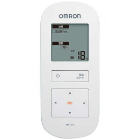 オムロン OMRON 温熱低周波治療器 HV-F313