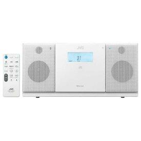 JVC CDラジオ ホワイト NX-PB30