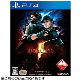 カプコン CAPCOM PS4ゲームソフト バイオハザード5
