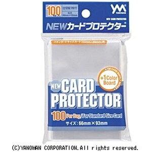 やのまん NEWカードプロテクター 100枚入り ヤノマンカードプロテクター
