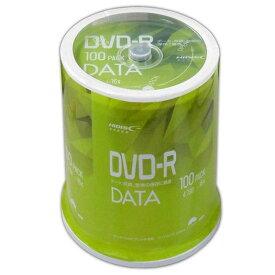 磁気研究所 DVD−Rデータ用 4.7GB 1−16倍速 100枚スピンドルケース VVDDR47JP100