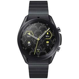 GALAXY サムスン ウェアラブル端末 Galaxy Watch3 45mm チタン ブラック SM-R840NTKAXJP