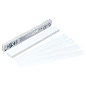 ニチバン 製本ラベル[再生紙]業務用パック(35mm×297mm/契約書割印用・白) BKL-A450
