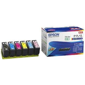 エプソン EPSON 「純正」インクカートリッジ(6色パック)  KUI-6CL-M