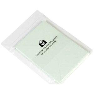 エトランジェ EDC A5レターセット PASTEL(パステル)P.グリーン(封筒20枚+便箋40枚) LT2-P2-03
