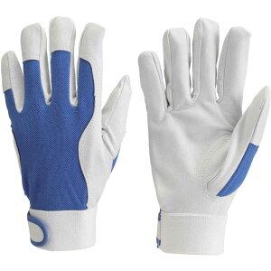 トラスコ中山 マジック式革手袋 Sサイズ  TYK129S