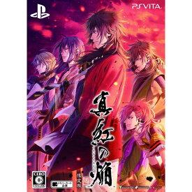 アイディアファクトリー PSVitaゲームソフト 真紅の焔 真田忍法帳 限定版