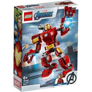 レゴジャパン レゴブロック マーベル スーパーヒーローズ 76140 アイアンマン・メカスーツ