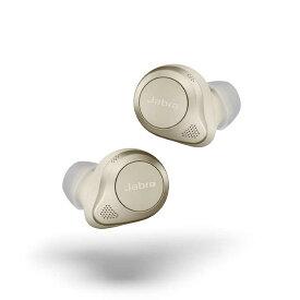 JABRA フルワイヤレスイヤホン ELITE85T [リモコン・マイク対応 /ワイヤレス(左右分離) /Bluetooth /ノイズキャンセリング対応] 100-99190004-40 ゴールド