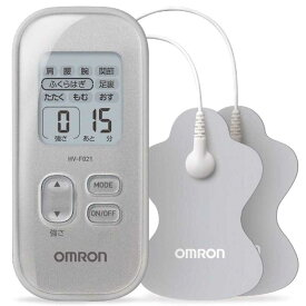 オムロン OMRON 低周波治療器 HVF021SL