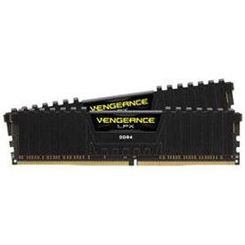 CORSAIR CMK32GX4M2A2666C16 (288pin/DDR4−2666/16GBx2) CMK32GX4M2A2666C16