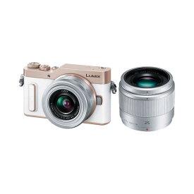 パナソニック Panasonic ミラーレス一眼カメラ LUMIX GF10(ダブルレンズキット) DC-GF10W-W(ホワイト)