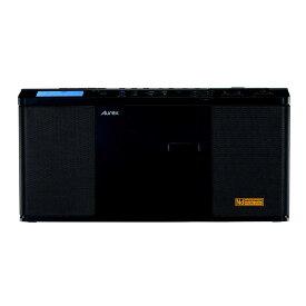 東芝 TOSHIBA CDラジオ Aurexシリーズ[Bluetooth対応/ワイドFM対応] TY-ANX1(K)
