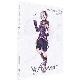 ガイノイド VOCALOID4 Library「v4 flower」単体版 GVFJ10001