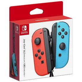 任天堂 Nintendo 「純正」Joy-Con (L) ネオンレッド/(R) ネオンブルー
